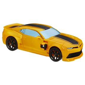 transformers a9856e240 figurine robot in disguise flip change bumblebee. Black Bedroom Furniture Sets. Home Design Ideas