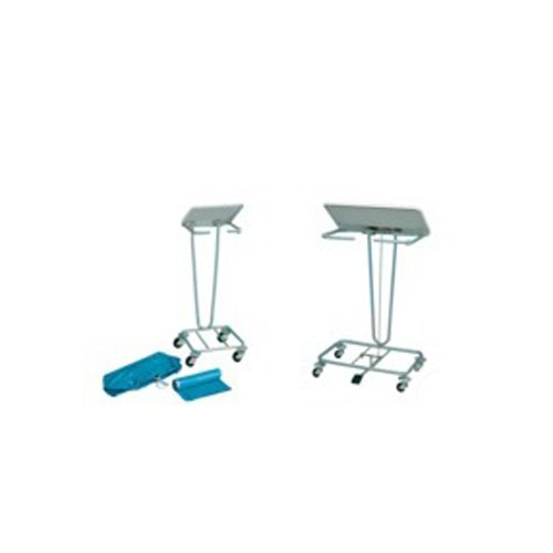 neoLab 2-3183 Müllbeutel-Ständer für Säcke, 120 L, 47 cm x 38 cm x 84 cm (1-er Pack)