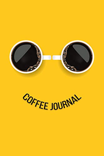 ffee Lovers Blank Journals and Notebooks With Yearly Overview And Coffee Quotes On Every Pages ()