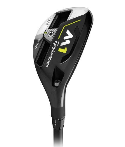 TaylorMade M1 Tour Issue Rescue/Hybrid 4h 21° Kuro Kage Silber steif -
