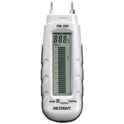Feuchtigkeitsmessgerät für Materialien Voltcraft Rückentrainer Fitnessbank Kraftbank Luftfeuchtigkeit von Baumaterialien (Temperaturbereich) 0.2bis