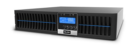 Nilox Online PRO Gruppo di Continuità UPS, 1000VA/900W, Display LCD,