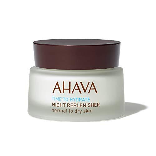 Ahava Time to Hydrate Night Replenisher, 1er Pack (1 x 50 ml) - Ahava Gesichtspflege