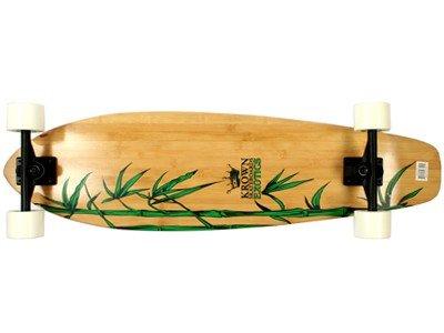 Krown Skateboards 'Krown–Exotic Kick Tail 43–Longboard