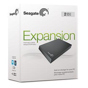 Foto Seagate Expansion Portable 2TB - STBX2000401