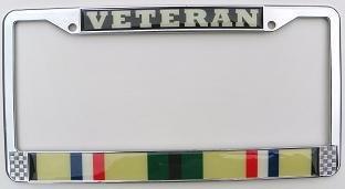 desert-storm-veteran-license-plate-frame-chrome-metal-by-tag-frames-military
