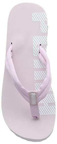 Puma Unisex-Erwachsene Epic FLIP V2 Zehentrenner, Pink (Winsome Orchid White 26), 44.5 EU