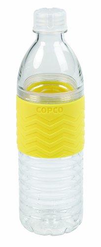 Copco Lock-N-Roll Trinkglas Chevron Buttercream Titan Insulated Mug