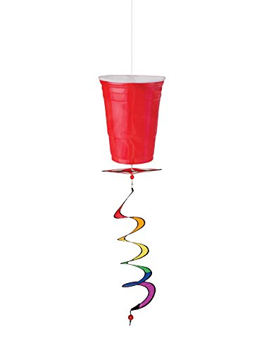 Breeze In The It's 5 O'Clock Everywhere Margarita Drink Spinner Red Cup
