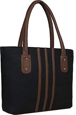 JSPM Women's Handbag (HDBG-BLACK-03_Black)