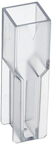 neoLab E-1642 Einmal-Küvetten aus PS, Halbmikro, 1,5 mL-3,0 mL (100-er Pack)