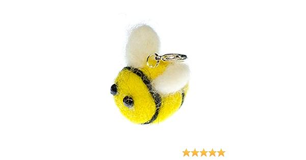 50 Charm Anhänger Antikgold Biene Form Für Bettelarmband Kette 21x16mm New·