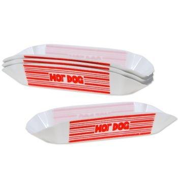 Beistle Kunststoff Hot Dog Halter