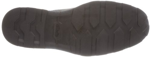 Clarks Naylor Mid GTX, Chaussures montantes homme Marron (Dark Brown Lea)
