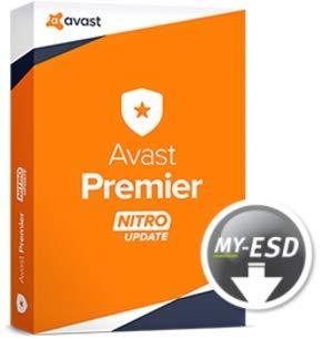 avast! Premier für 3-Desktop für 1 Jahr
