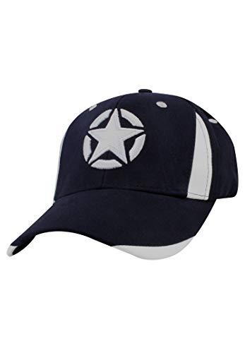 Jeep Cap Navy Star
