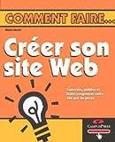Telecharger Livres Creer son site Web (PDF,EPUB,MOBI) gratuits en Francaise