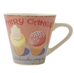 Martin Wiscombe Stoneware Large Fairy Cakes Mug, Assorted