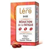Léro Base Réduction de la Fatigue 42 Capsules