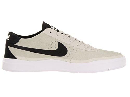 Nike Bruin SB Hyperfeel, Scarpe da Skateboard Uomo Bianco (Summit White / Black-White) (nero bianco)