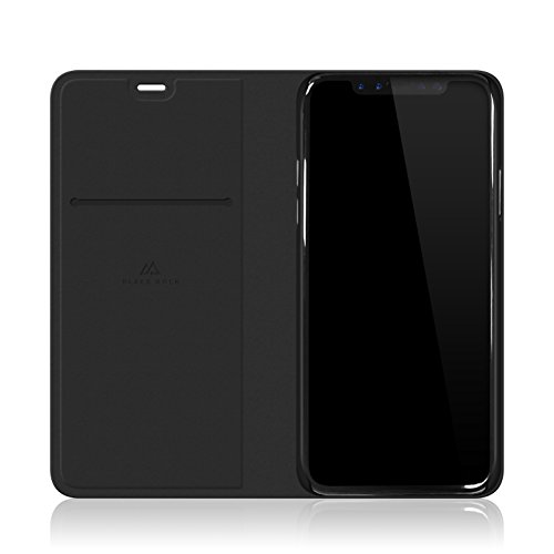 Black Rock Flex Carbon Booklet Black für Apple iPhone X [1052ECB02]