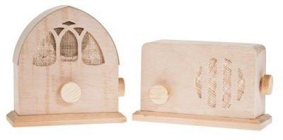 UKW-Radio (Modell 2011) Bausatz und Lernspielzeug K95348 Bausatz für Kinder und Jugendliche