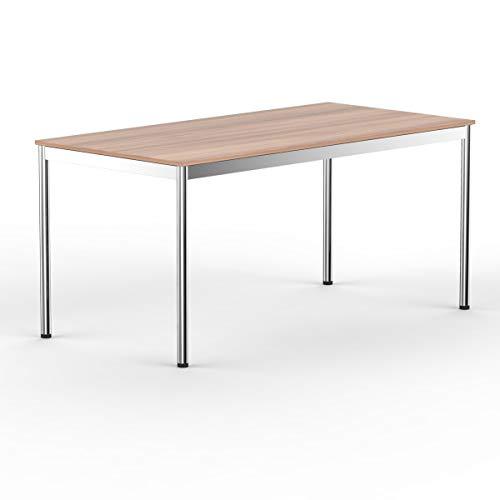 VERSEE system8x Design Schreibtisch – Holz –
