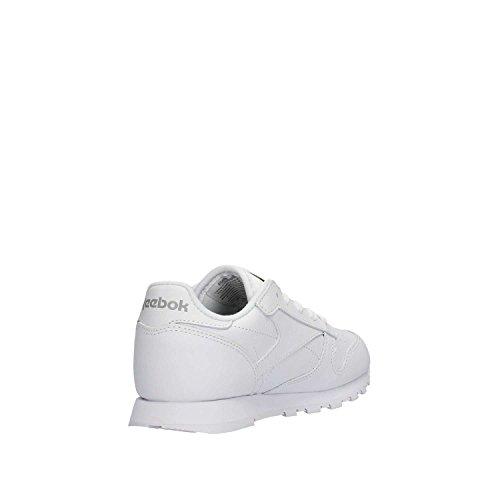 Reebok 50172, Scarpe da Trail Running Bambino Grigio (White)