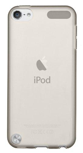 Caseit TPU Schutzhülle Case Cover für iPhone 5C - Transparent Schwarz
