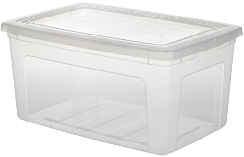 kunststoffboxen mit deckel preisvergleich die besten angebote online kaufen. Black Bedroom Furniture Sets. Home Design Ideas