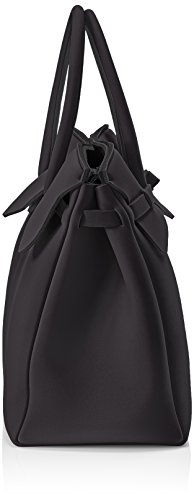 save my bag Miss 3/4, Borsa a Mano Donna, 39.5x34x19 cm (W x H x L) Nero