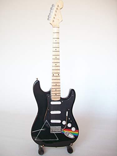 Guitare miniature Fender Pink Floyd Dark side of the moon