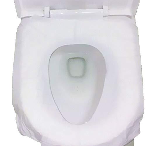 10 Stück/Beutel 100% wasserdicht Toilettenpapier Pad Reise Camping Einweg-Toilettensitz-Matte Bad Zubehör