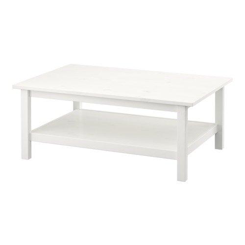 IKEA-HEMNES-Mesa-de-centro-mancha-blanca-blanco-118x75-cm