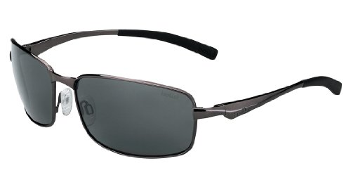 Bollé Sonnenbrille Key West Shiny Gun, M