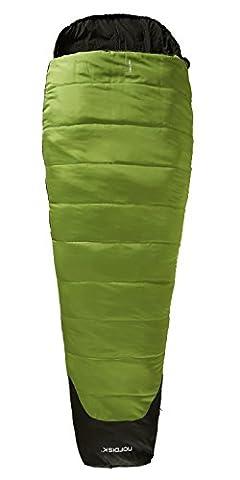 Nordisk Abel + 10. Schlafsack, Grün (Peridot Green), XL