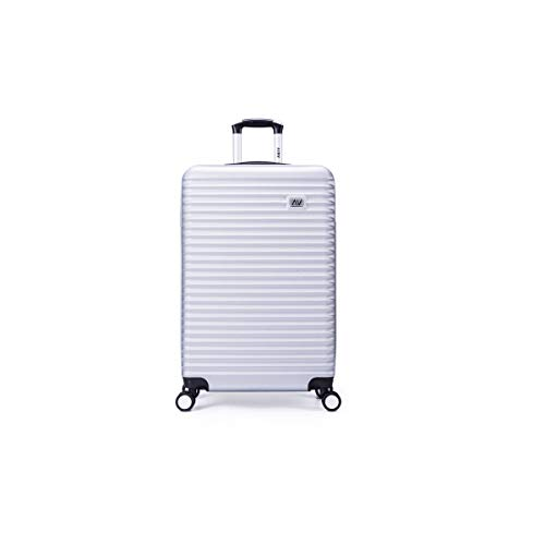air-v BAGAGES, Valigia Argento argento S