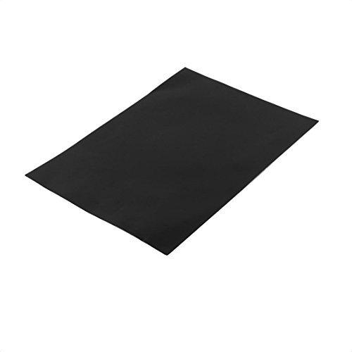 DealMux A4 285x210mm Laser Test Papers Double Face Schwarz Fotopapier Beam-Adjust