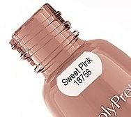 Simply Pretty Color Me Pretty Nail Enamel (Sweet Pink)