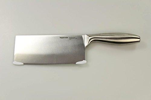 TUPPERWARE Messer Asiatische Profi-Messer Gemüsehackmesser Edelstahl
