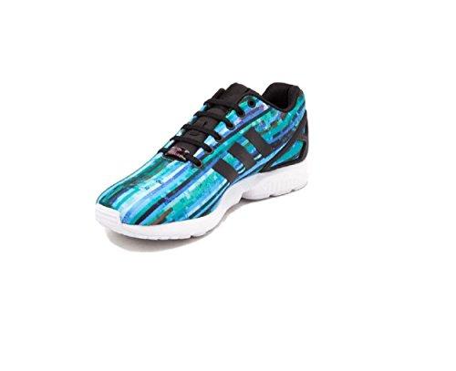 ADIDAS unisex sneakers basse S76505 ZX FLUX Blu