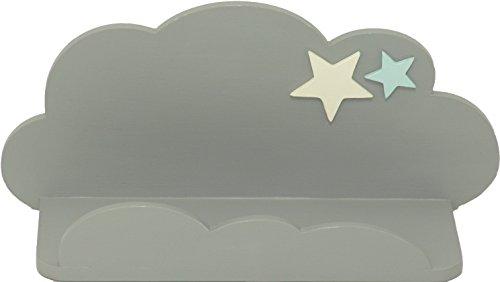 Sonpó Online - Modelo AFA27 - Estante infantil forma