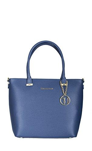 trussardi-jeans-75b487xx-sac-shopper-femme-blue-tu