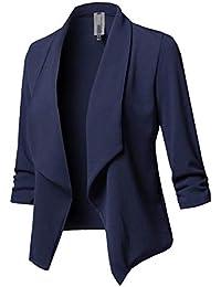 huge discount 112e2 27f7b Amazon.it: coprispalle donna elegante - Giacche da abito e ...