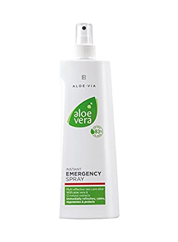 LR ALOE VIA Aloe Vera Schnelles Emergency Hautspray 150