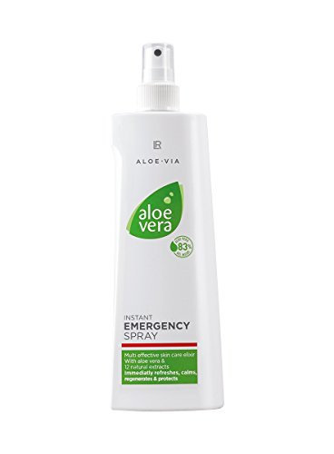 LR ALOE VIA Aloe Vera Schnelles Emergency Hautspray 400 ml -