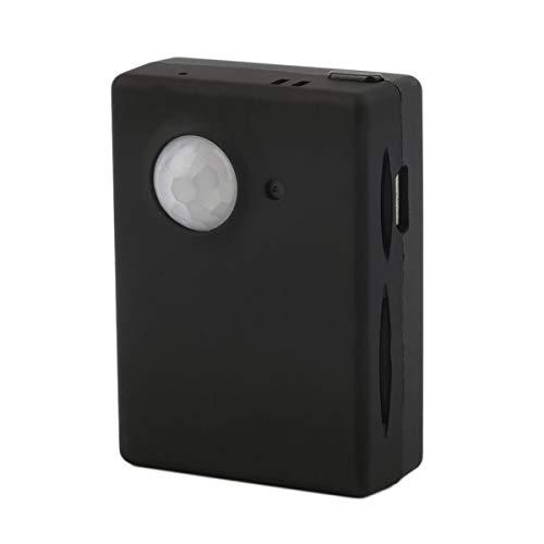 Mms Quad (Mini-Ausrüstung und geringes Gewicht Dauerhafte Infrarot-GSM-MMS- und Anrufalarm-Quad-Band-Sensor mit Kamera-Mikrofon-Tracker x9009 von Gugutugo)