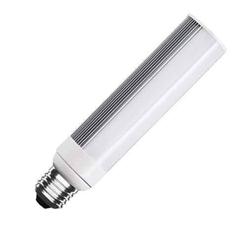 Bombilla LED E27 DL 8W Blanco Frío 6000K-6500K