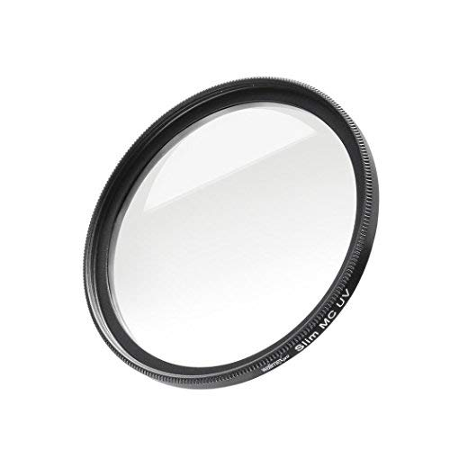 Walimex Pro UV-Filter Slim MC 95mm schwarz