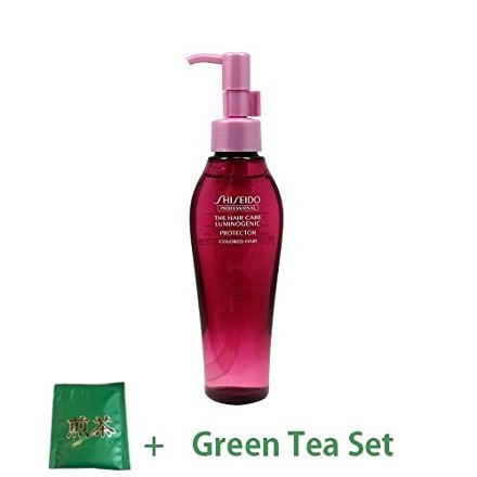 Shiseido Professional Lumino Genic Protector 120ml (Green Tea Set) -